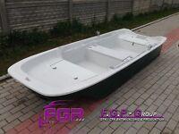 Angelboot, Ruderboot, Motorboot FGP-Group Escape X1 3,40m Lang8xBecherhalter NEU