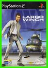 LARGO WINCH empire under thret PS2 playstation 2 ITALIANO video game