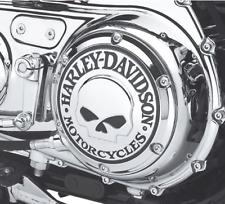 Harley Davidson Sportster Willie G Skull Derby Cover 25440-04a