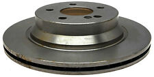 Coated Disc Brake Rotor fits 2003-2009 Mercedes-Benz E350 E500 E55 AMG  ACDELCO