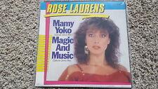 Rose Laurens - Mamy Yoko 12'' Disco Vinyl Germany