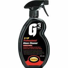 Farecla G3 Professional Glass Cleaner Car Van Window Polish Solution 500ml 7202