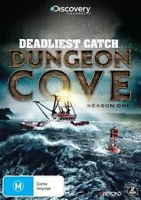 Deadliest Catch - Dungeon Cove : Season 1 (DVD, 2017, 2-Disc Set) New & Sealed