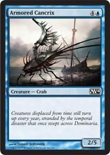 4x MTG: Armored Cancrix - Blue Common - Magic 2014 - M14 - Magic Card