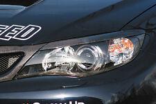 Charge Speed Subaru Impreza WRX STI 08-14 GR/GH FRP Eyelids Genuine JDM Prodrive