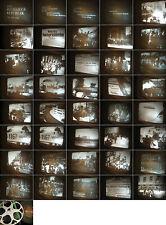 16 mm Film 1965-Doku-Deutsche Geschichte 1925-1930-Industrie u.a.-Antique Movie