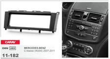 CARAV 11-182 1DIN Marco Adaptador Kit de Radio MERCEDES-BENZ C-classe W204