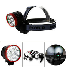 9000lm Cree X-ML T6 MTB Mountain Bike Bicycle Cycling Front Head Lights Lamp