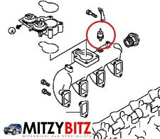 INLET MANIFOLD SENSOR for MITSUBISHI PAJERO MK2 2.8 FLY BY WIRE 1996-1998
