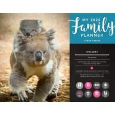 My Family Planner 2020 - Steve Parish