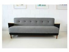 Living Room Vintage/Retro Three Seater Sofa Beds