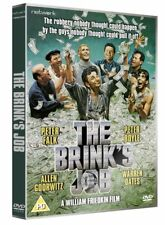 THE BRINKS JOB. Peter Falk, Peter Boyle. New Sealed DVD.