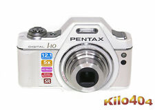 Pentax i-10 * TOP * OVP * retro fotocamera * 12,1 MP * Video HD * pacchetto accessori *
