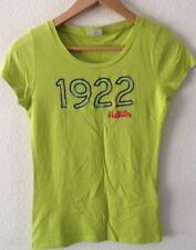 Hollister T Shirt XS (6) Lime <R19312