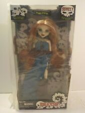 N BeGoths Goth Gothic Horror Doll Atara Inferno Series 7 Silver Spring Edition