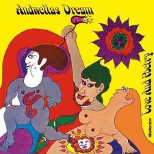 ANDWELLAS DREAM - Love And Poetry. New CD + 2 bonus tracks
