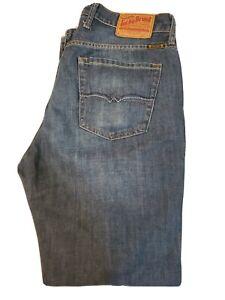 Lucky Brand Regular Fit Straight Leg Mens Jeans 34x32