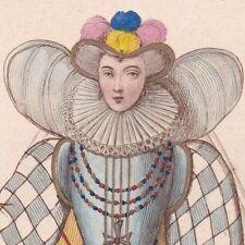 Elisabeth d'Autriche Hasbourg épouse de Charles IX  Maximilien de Hasbourg
