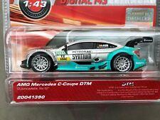 """Carrera Digital 143 41390 Mercedes C-Coupe DTM """" D.Juncadella, No. 12 """" NEU OVP"""