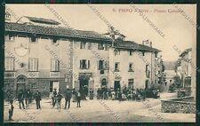 Firenze San Piero a Sieve cartolina QQ2389