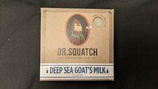 Dr Squatch Soap Deep Sea Goat's Milk