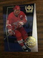 2000-01 Upper Deck Legends  #56 Steve Yzerman   Detroit Red Wings NrMt