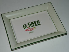 vide poche cendrier LUNEVILLE FRANCE K & G K&G LE CAFE du VILLAGE LOHEAC breton