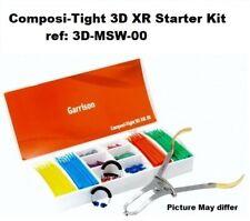 COMPOSI - TIGHT 3D XR SECTIONAL MATRIX SYSTEM DENTAL KIT 3D-MSW-00 GARRISON CO