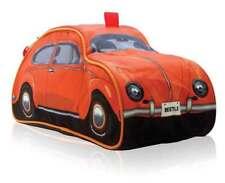 NEW VW Volkswagen Beetle Orange Toiletry Bag