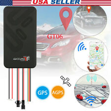 GT06 GPS GSM GPRS Realtime Vehicle Tracker Locator Anti-theft SMS Tracking Alarm