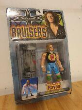 Raven WCW Bruisers Series Wrestling Figure