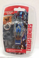 TRANSFORMERS BUMBLEBEE 8GB USB KEYRING FLASHDRIVE NEW SEALED IN PACK
