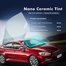 "Blue Glass Window Tint 60""x20"" Car Auto Home Ceramic Solar Tint 65% Transmission"