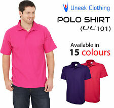 Women's Collared Cotton Polo Tops & Shirts