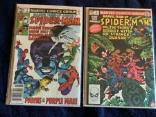 MARVEL TEAM-UP ANNUAL #4 & #5,N/R MILLER 1981-82 SPIDER-MAN AND MORE