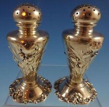 Set sale e pepe d'argento di arte e antiquariato