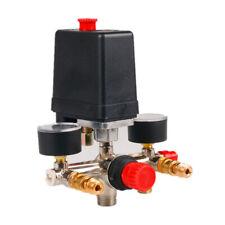 Pressure Valve Switch Manifold Gauges Workshop Equipment Parts Assembly