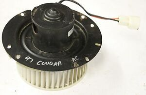 1997 Mercury Cougar Thunderbird oem ac heater blower motor fan 97 96