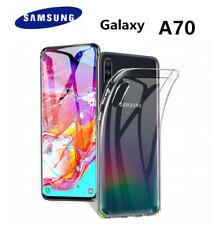 Cover Morbida Custodia Silicone Tpu TRASPARENTE PRE Samsung Galaxy A70