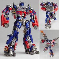 Kaiyodo Tokusatsu Revoltech No.030 Transformers Optimus Prime PVC Figurine
