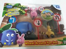 Disney Jungle Junction Wheel Around Fun Set
