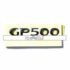 GENESIS GP500 Logo Badge Emblem KOREA OEM Genuine PART