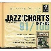 Various - Jazz in the Charts, Vol. 91/100 (Grieving for You, 1949)  CD  NEW