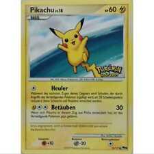 Pokemon Pikachu 15/17 stamped Pokemon Day 2009 Germany Mint ---Special Offer---