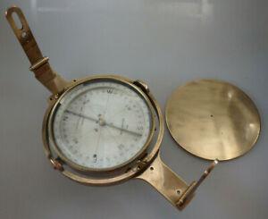 Joseph Casartelli Marine- / Schiffs-Peilkompass Typ 396 um 1850 (74474)