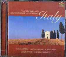 AA.VV.TRAD. AND CONTEMP. MUSIC FROM ITALY SARDEGNA CD