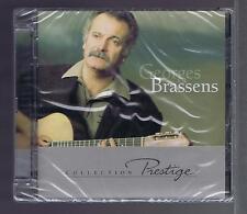 CD  NEUF GEORGES BRASSENS COLLECTION PRESTIGE