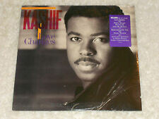 KASHIF  Love Changes  LP SEALED CUTOUT NOTCH