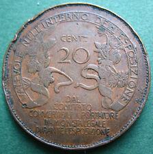 Trade token - jeton - Italy Milano 20c. 1906 Int. Expo