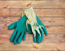 Superior Grip Latex Coated Gardening Gloves